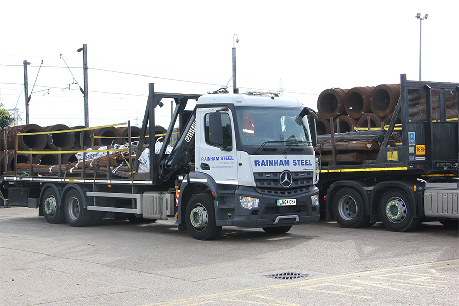 rainham-steel-lorry-history